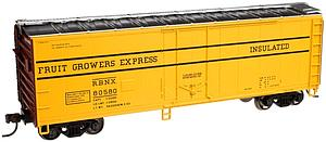 40' Plug Door Boxcar - Fruit Growers Express [RBNX] (20002018)