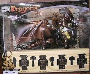 Mega Bloks Dragons: Dragon Battle (9850)