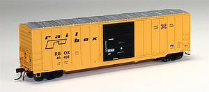 50' Berwick Box Car - Railbox (20002404)