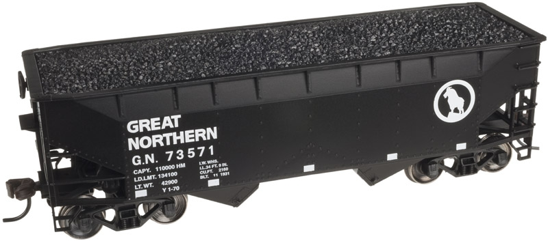 2 Bay Offset Side Hopper - Great Northern