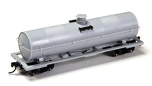 11,000 Gallon Tank Car - Undecorated without Platform (20002634)