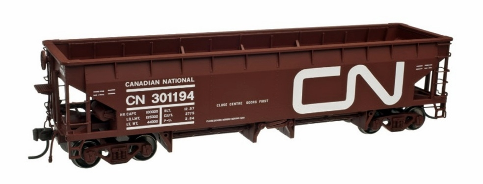 70 Ton Hart Ballast Car - Canadian National (20002821)