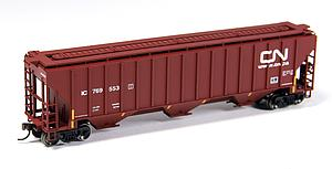 hrall 4750 Covered Hopper - Canadian National (20002888)