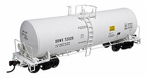 17600 Gallon Corn Syrup Tank Car - Dow Chemical (20003182)