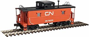 C&O Cupola Caboose - Canadian National (20003674)