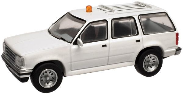 1993 Ford Explorer with Beacon [White] (30000072)