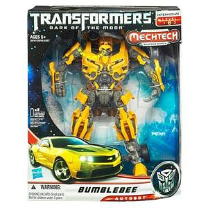 Transformers Dark of the Moon Leader Class: Bumblebee