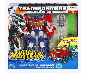 Transformers Beast Hunters Voyager Class: Optimus Prime