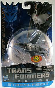 Transformers Prime Deluxe Class: Starscream