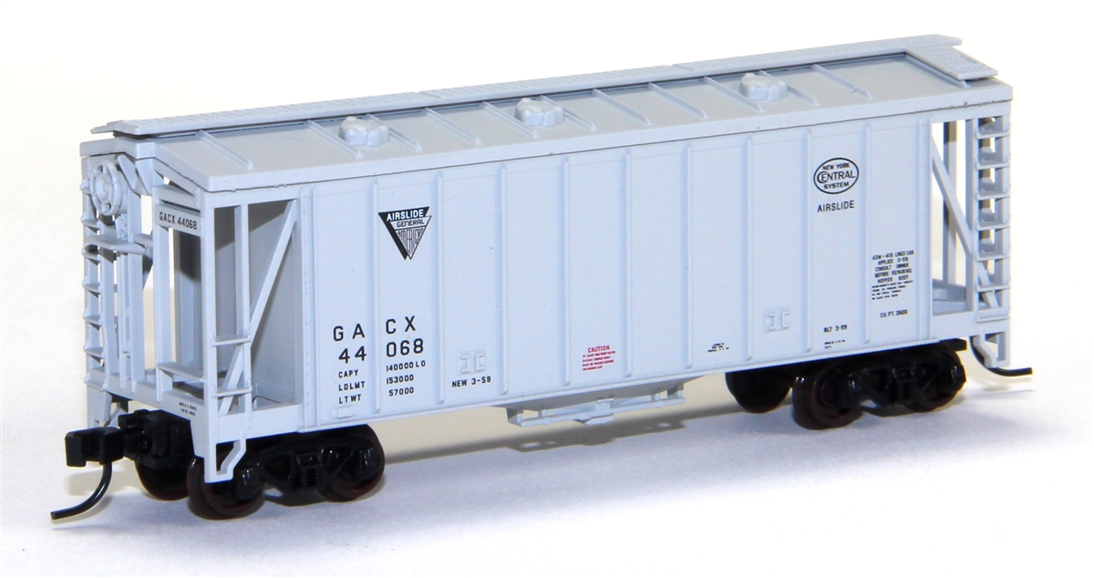 40' Airslide Covered Hopper - New York Central (50001448)