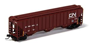 Thrall 4750 Covered Hopper - Canadian National (50001793)