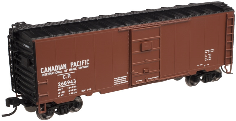 40' PS-1 Box Car with 6' Door - Canadian Pacific (50001935)
