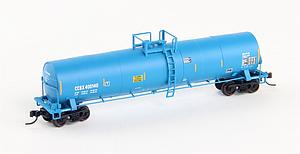 23,500 Gallon Tank Car - Union Carbide (50002079)