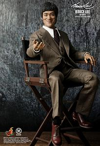 1/6 Scale Figure Bruce Lee: In Suit with Director's Chair