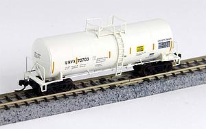 17,600 Gallon Tank Car - Univar Canada (50002178)