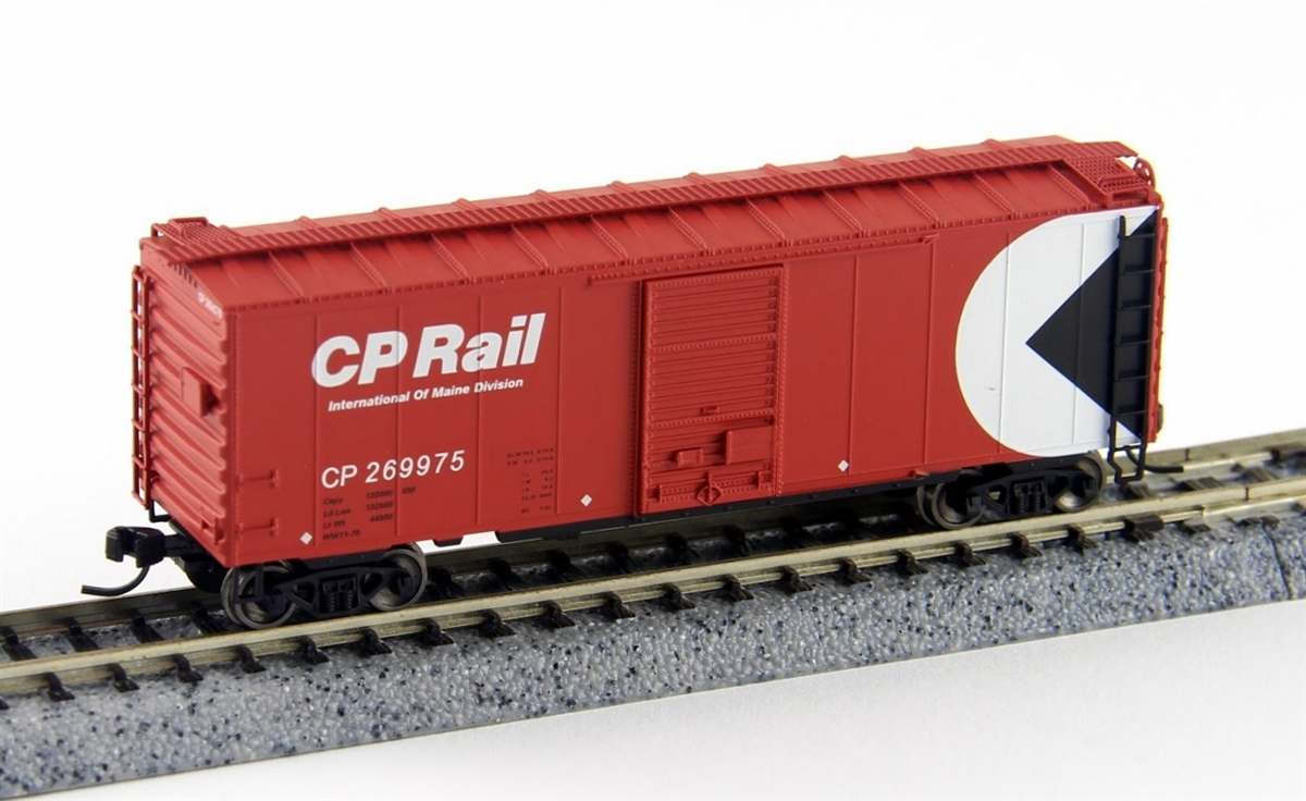 40' PS-2 Boxcar with 6' Door - Canadian Pacific  (50002340)
