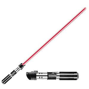 Star Wars Force FX Lightsaber: Darth Vader with Removable Blade