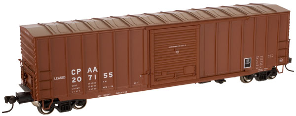 50' Precision Design Rib Side Boxcar - Canadian National (1358-4)