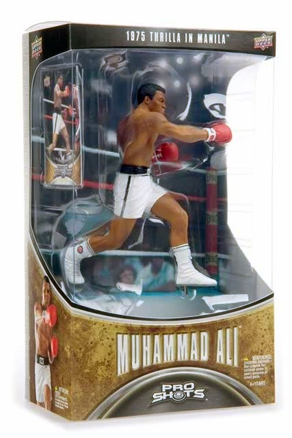 Upper Deck Pro Shot 1975 Thrilla in Manilla: Muhammad Ali