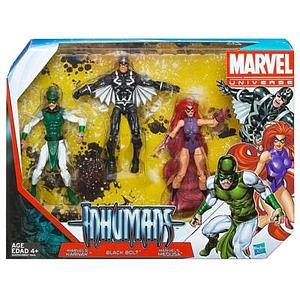 "Marvel Universe 3 3/4"" 2013 Box Sets: The Inhumans"