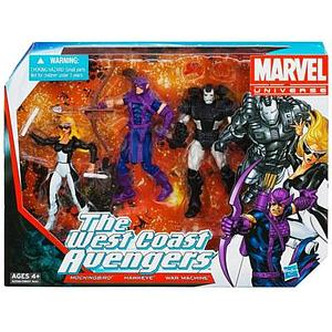 Marvel Universe 3 3/4 Inch 2013 Box Sets: West Coast Avengers