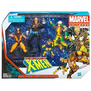 "Marvel Universe 3 3/4"" 2013 Box Sets: The Uncanny X-Men"