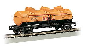 40' Triple Dome Tank Car - Shell (17134)