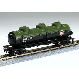 40' 3-Dome Tank Car - British American Oil (17146)