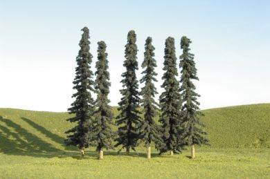 "4""-6"" Conifer Trees [24 Pieces] (32156)"