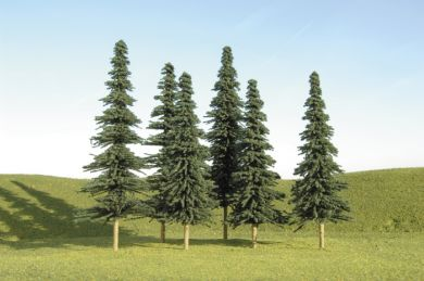 "2"" - 4"" Spruce Bulk Trees [36 Pieces] (32157)"