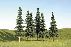 "8"" - 10"" Spruce Trees [3 Pieces] (32204)"