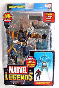 Marvel Legends Apocalypse Series: Bishop (Variant)