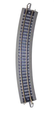 "11.25"" Radius Curved Track - Bulk [50 Pieces] (44880)"