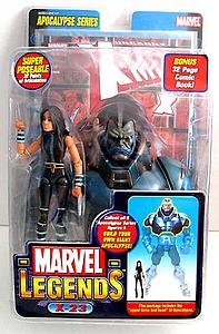Marvel Legends Apocalypse Series: X-23 (Variant)