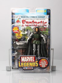 Marvel Legends Series 2: Dr. Doom (w/Comic)