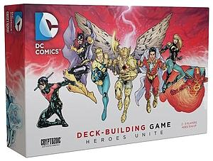 DC Comics Deck-Building Game: Heroes Unite