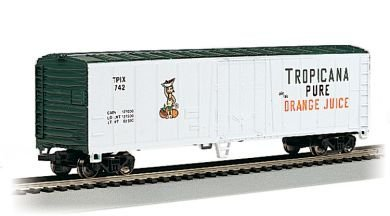 50' Steel Reefer - Tropicana (70997)