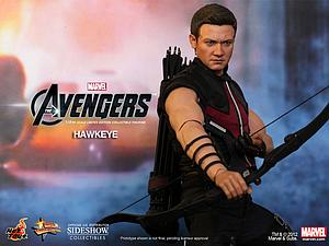 Marvel The Avengers (2012) 1/6 Scale Figure Hawkeye