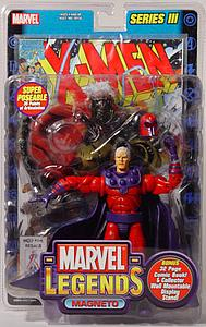 Marvel Legends Series 3: Magneto