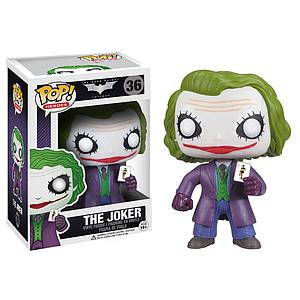 Pop! Heroes Batman The Dark Knight Vinyl Figure The Joker #36