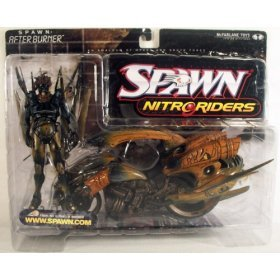 Spawn After Burner