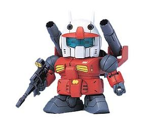 Gundam SD BB Model Kit: #225 RX-77-2 Guncannon