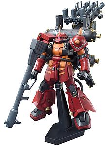 Gundam High Grade Thunderbolt 1/144 Scale Model Kit: MS-06R Zaku II Psycho Zaku (Gundam Thunderbolt Ver.)