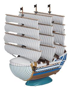 One Piece Grand Ship Collection Model Kit: Moby Dick