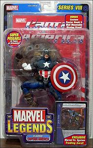 Marvel Legends Series 8: Captain America