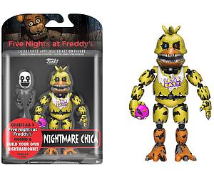 Five Nights at Freddy's Series 2: Nightmare Chica