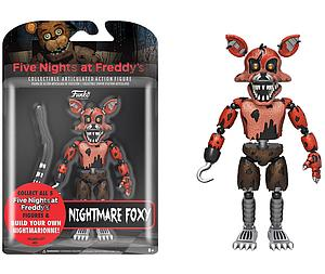 Five Nights at Freddy's Series 2: Nightmare Foxy