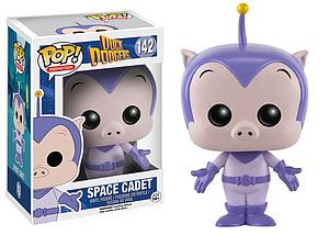 Pop! Animation Duck Dodgers Vinyl Figure Space Cadet #142 (Vaulted)