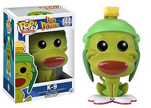 Pop! Animation Duck Dodgers Vinyl Figure K-9 #144 (Vaulted)