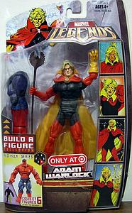 Marvel Legends Build-A-Figure Red Hulk Series: Adam Warlock
